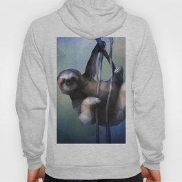 Sloth (Low Poly Cool) Hoody