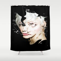 identity 4.2 Shower Curtain