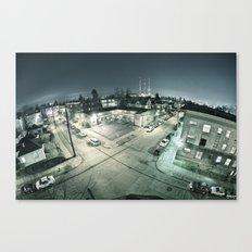 Capitol Hill - Seattle Wa Canvas Print