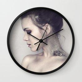 Altered life Wall Clock