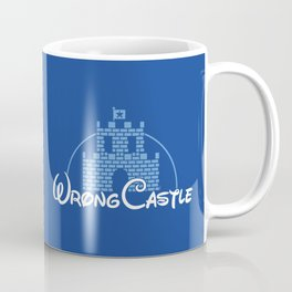 Wrong Castle Coffee Mug