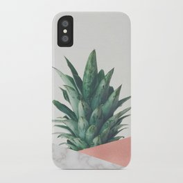 Pineapple Dip VI iPhone Case