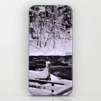 finland iPhone & iPod Skins featuring Winter in Finland by Guna Andersone & Mario Raats - G&M Studi