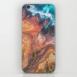 Red Bluff National Park - Kalbarri - Western Australia iPhone Skin
