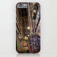 Graffiti Lane Slim Case iPhone 6s