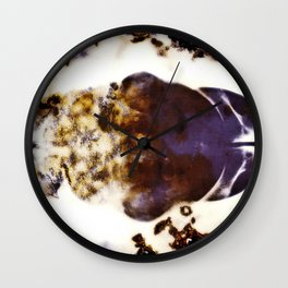 Clouds Obscura Wall Clock