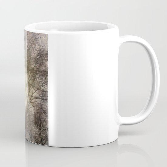 Interlocking trees Mug