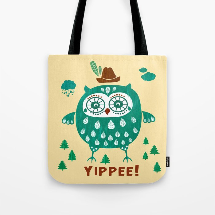 yippiee! Tote Bag