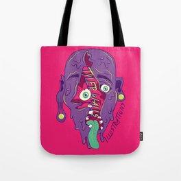 Face Melter Tote Bag