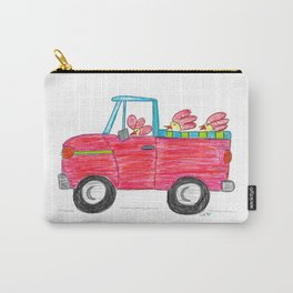 Getaway Chickens Carry-All Pouch