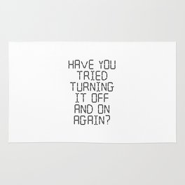 Turning Rug