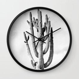 Loner #society6 #decor #buyart Wall Clock