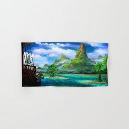 Treasure Island Hand & Bath Towel