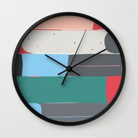 halo Wall Clocks featuring halo n8 by HaloCalo