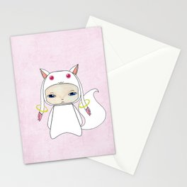 A Boy - Kyubey Stationery Cards
