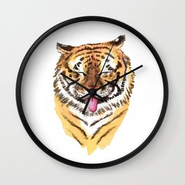 El Tigre Wall Clock