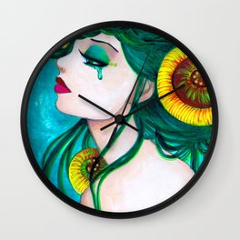 Tempest Wall Clock