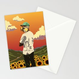 Tyler, The Creator - Flower Boy Stationery Cards