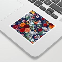 Night Garden XXXV Sticker