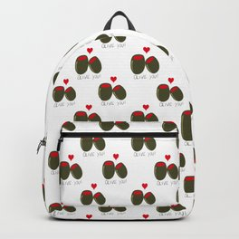 Olive you! Backpack