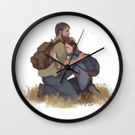 The Last of Us Part 2 Wall Clock
