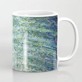 Shimmerin Ocean Wave Reflections Coffee Mug