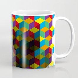 Isometric Colour Coffee Mug