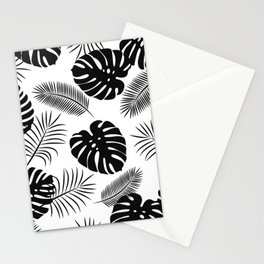 TROPICAL LEAVES 7 Stationery Cards
