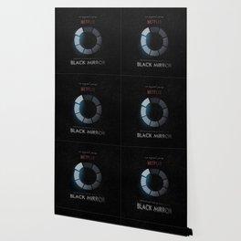 Black Mirror, minimalist tv series poster, alternative movie print, netflix Wallpaper