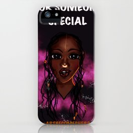 For Someone Special iPhone Case