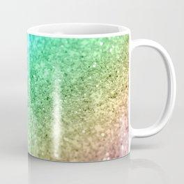 Rainbow Princess Glitter #1 #shiny #decor #art #society6 Coffee Mug