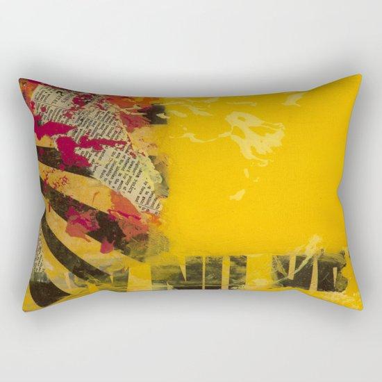 YELLOW5 Rectangular Pillow