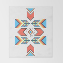 Rosebud (ALL PROFITS DONATED) Throw Blanket