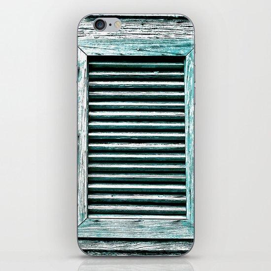 Single Window iPhone & iPod Skin