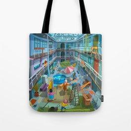 Budpapest bang summer Tote Bag