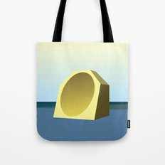 Mirror on the Wall Tote Bag