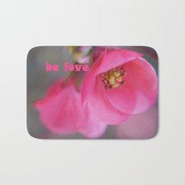 Be Love Bath Mat