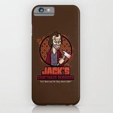 Jack's Caretaker Services iPhone 6s Slim Case