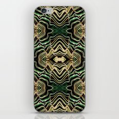 WAVY PALM iPhone & iPod Skin