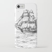 marine iPhone & iPod Cases featuring marine by ismailburc