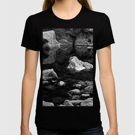 Reflections on Shallow Water T-shirt