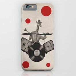 Anthropomorphic N°24 iPhone Case