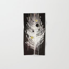 Feather Souls Hand & Bath Towel