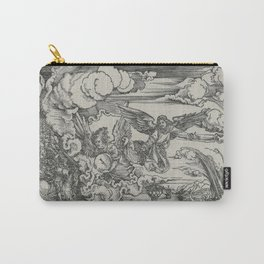 Woman of Babylon Carry-All Pouch