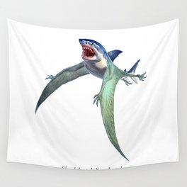 Sharkdactyl Nomdactylus Wall Tapestry