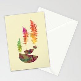 arboles locos Stationery Cards