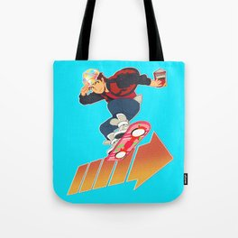 We've Gotta Go Back Tote Bag