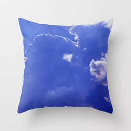 Clouds over Baden-Wurttemberg Throw Pillow