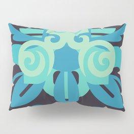 Abstraction Two Poseidon Pillow Sham