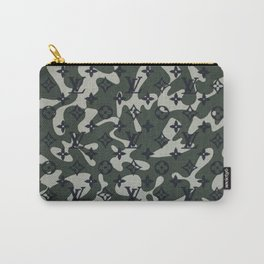 takashi murakami louisVuitton Carry-All Pouch